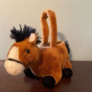 COPY - Horse Basket for Halloween or Easter